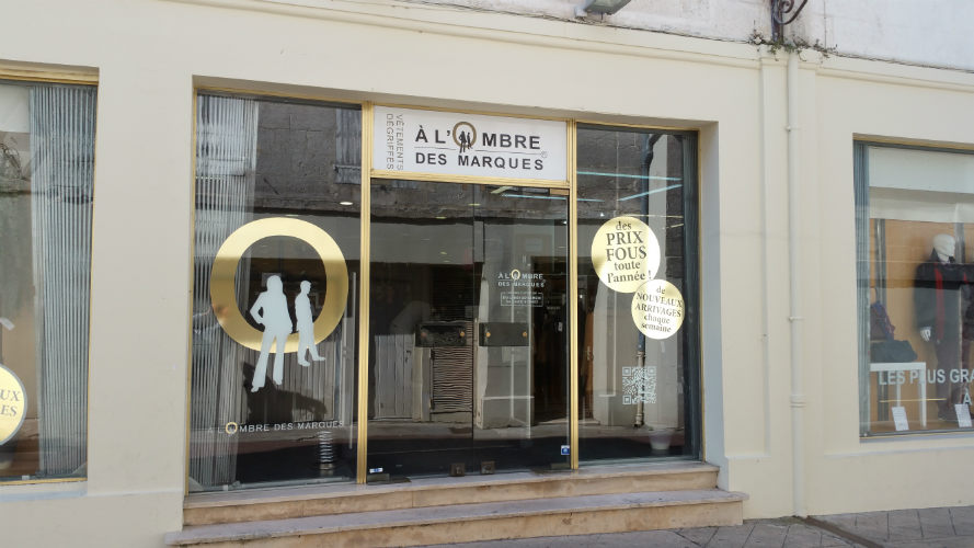 top 10 unusual must visit shops in Angouleme L'ombre de Marques